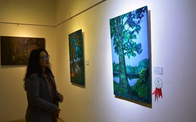 'Art for Nature' Exhibition started from 3rd February 2019 at NAC