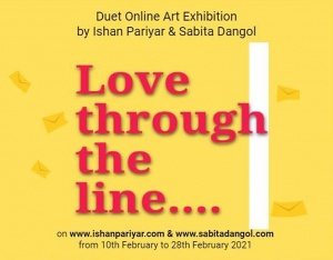 Recent Online Art Exhibition